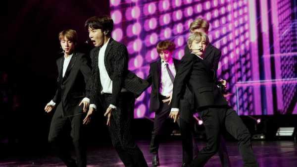 Konser BTS Dinginkan Hubungan Korsel dan Jepang