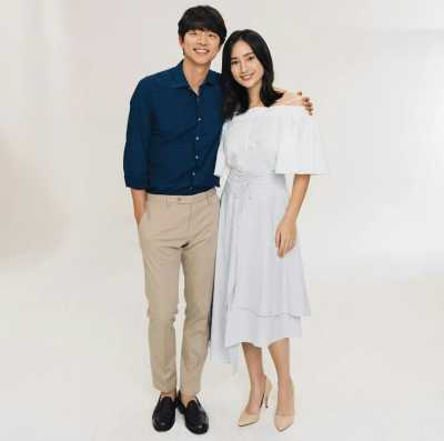 Gong Yoo Berpegangan Tangan & Merangkul Tatjana Saphira