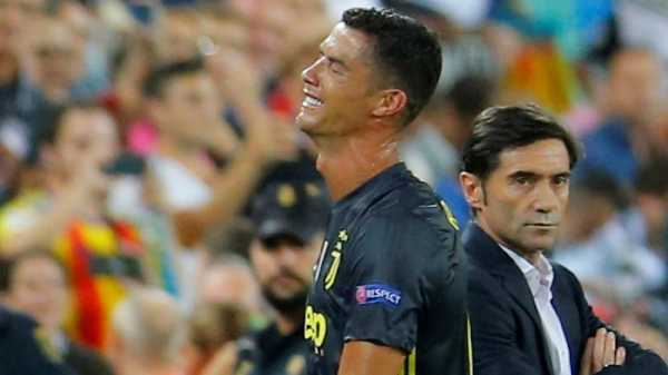 Mantan Wasit Liga Inggris Bela Ronaldo
