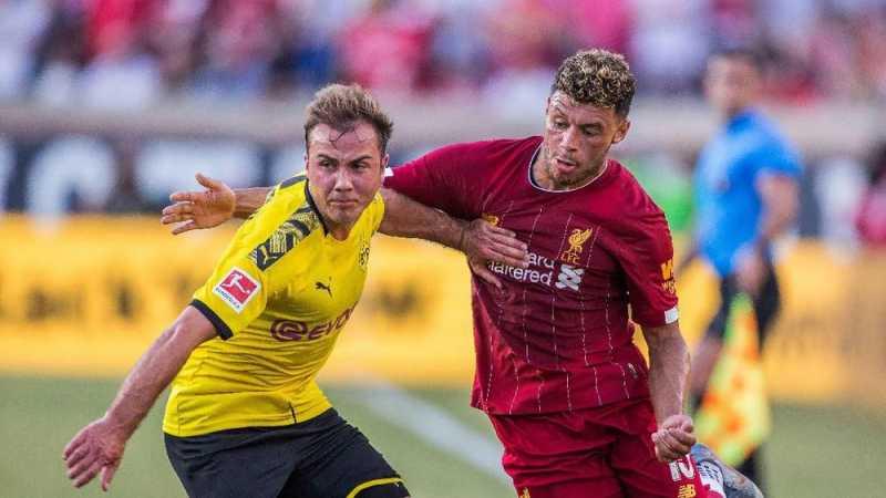 Liverpool Telan Kekalahan dari Dortmund