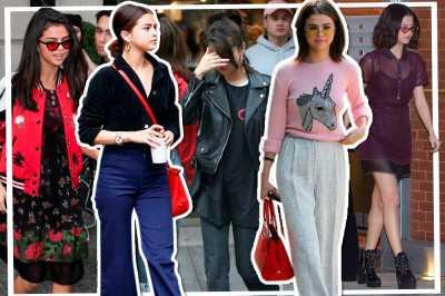 6 Gaya Busana Kasual Yang Bisa Ditiru Dari Selena Gomez