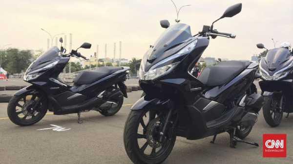 PCX Hybrid Rakitan Lokal Dijual Rp40,3 Juta