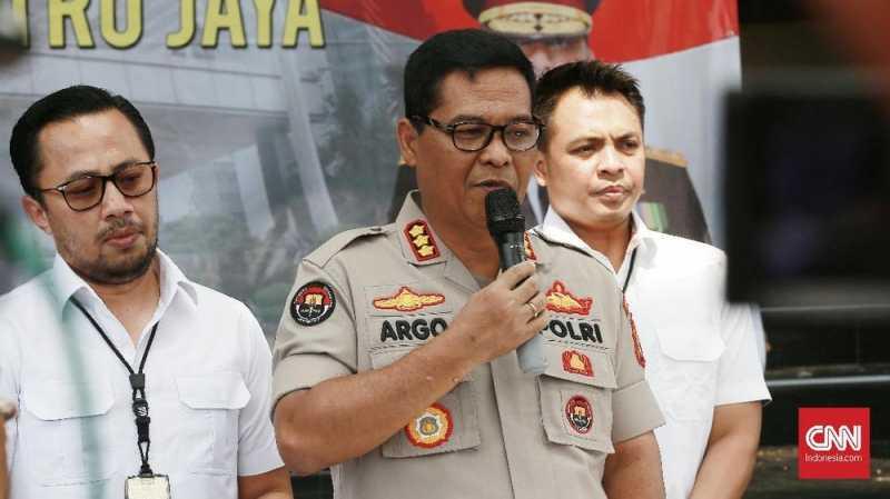 Perekam Video Pengancam Jokowi Ditetapkan Jadi Tersangka