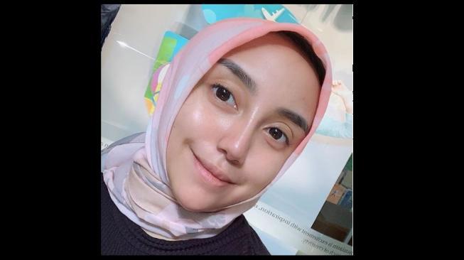 Duh! Salmafina Sunan Putuskan Lepas Hijab Gara-Gara Cibiran Warganet