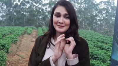 Luna Maya Tersanjung Dinobatkan Jadi Ratu Horor Indonesia