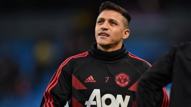 Alexis Sanchez Pede Masih Bisa Memberikan yang Terbaik bagi Man United