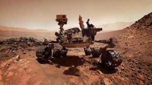 Robot NASA Potret Penampakan Bangunan Misterius di Mars, Apa Itu?
