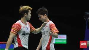 Indonesia Raya Tiga Kali Berkumandang di Ajang Badminton