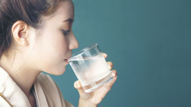 Jarang Minum Air Putih? Ini yang akan Terjadi pada Tubuh Anda
