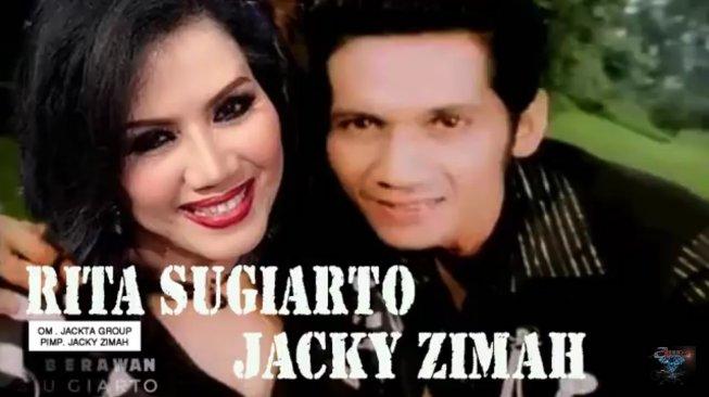 Jacky Zimah Mantan Suami Rita Sugiarto Meninggal Dunia