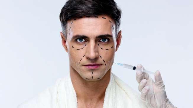 Tak Disangka, Setiap Tahun 1000 Lelaki Lakukan Operasi Plastik