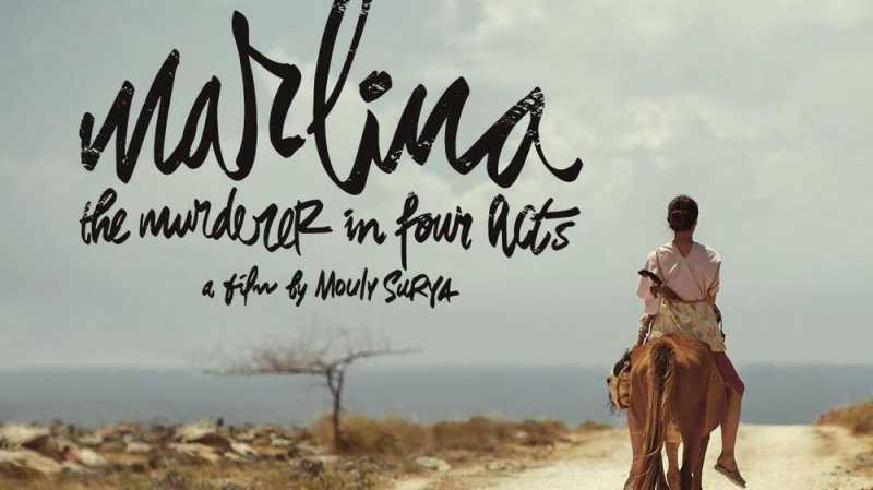 Polling: Marlina Dijagokan Raih Film Terbaik Piala Citra