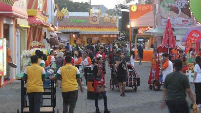 Ayo, Seru-seruan Lebaran Hari Pertama di Jakarta Fair!