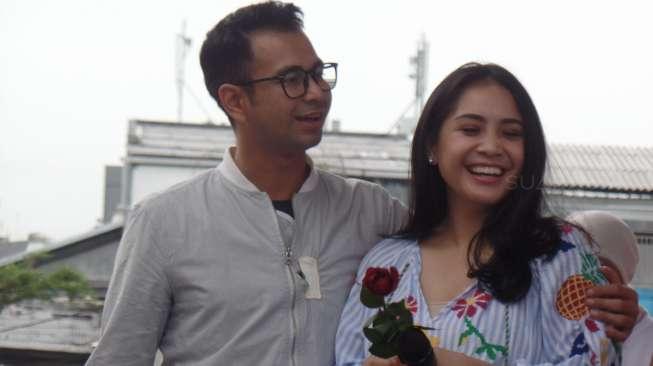 Ditinggal PRT Mudik, Raffi Pilih ke Bandung
