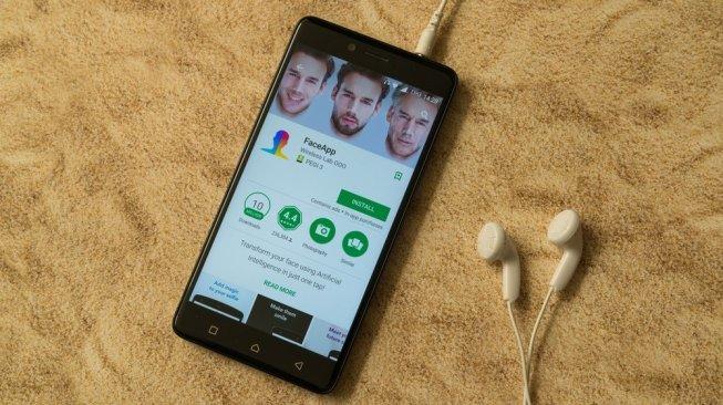 Kutip Surat An-Nisa, Aplikasi FaceApp Dinilai Haram?