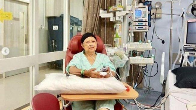 6 Makanan yang Perlu Dihindari Pasien Kanker Darah Seperti Ani Yudhoyono