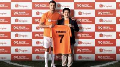 Penghasilan Ronaldo dari Instagram Lebih Banyak dibanding Juventus