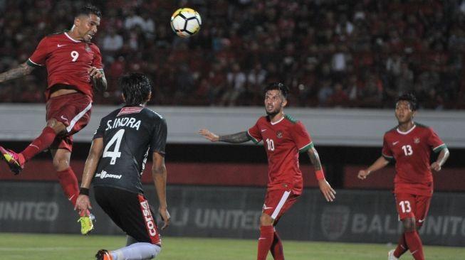 Bantu Timnas U-23 Kalahkan Bali United, Lilipaly Belum Puas