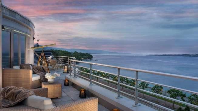 Melongok Kemewahan Hotel Termahal di Dunia