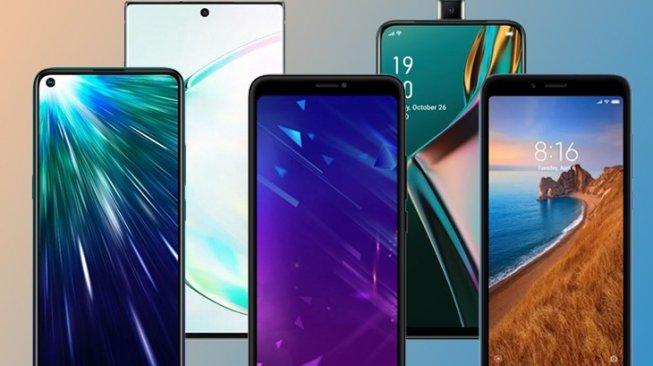 Daftar Smartphone Rilis Bulan Agustus 2019