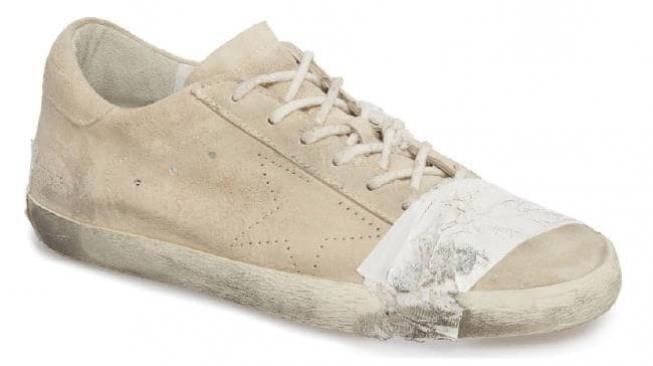 Golden Goose Rilis Sneakers Lusuh, Harganya Bikin Melongo