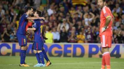 Hasil Lengkap Liga Champions Rabu