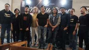 KLa Project Sapa Penggemar di Memorable Concert: Love at the First Sight