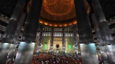 5 Masjid Terindah di Indonesia Ini Layak Dikunjungi Saat Liburan