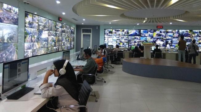 Kota di Indonesia Ini Otaki 600 CCTV dengan Teknologi Pengidentifikasi Wajah