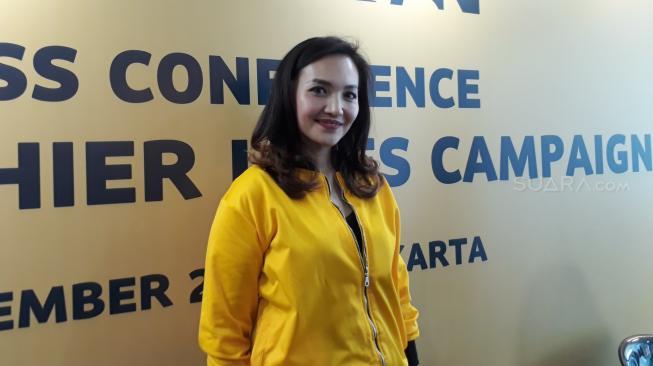 Grace Joselini, Mantan Puteri Indonesia yang Jadi Dokter Timnas