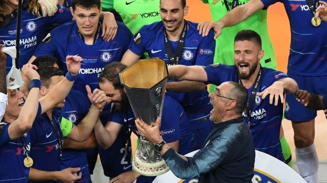 Dilirik Juventus, Sarri Ingin Tinggalkan Chelsea