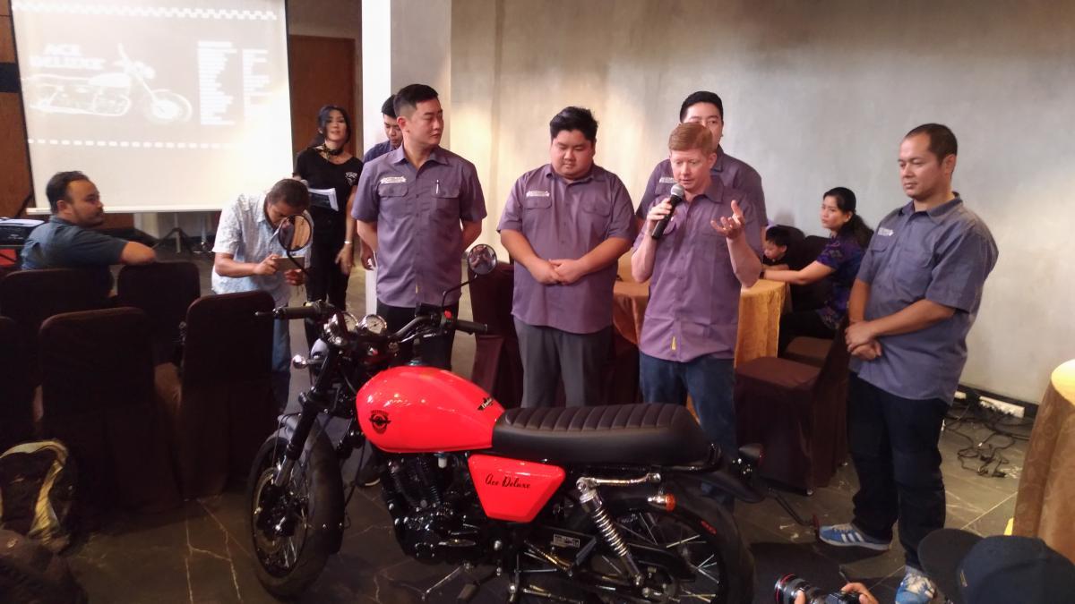 Cleveland CycleWerks Kini Hadir di Indonesia