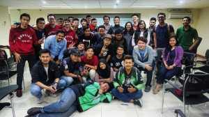 English on The Road, Komunitasnya Ojol Belajar Bahasa Inggris