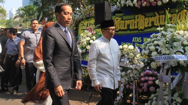 Ucapan Selamat Tinggal dari Jokowi untuk BJ Habibie