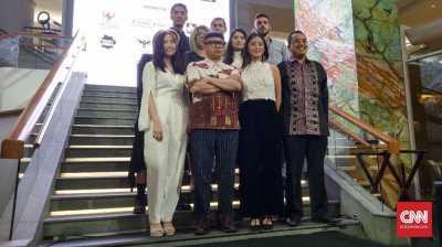 Hadir di Jakarta, Digital Fashion Week Tampil Beda