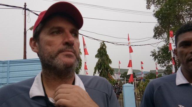 Persija Terpuruk di Zona Merah, Banuelos: Itulah Sepak Bola