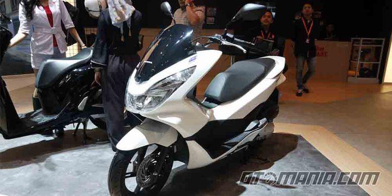 Generasi Ketiga Honda PCX 150 Lahir di Indonesia