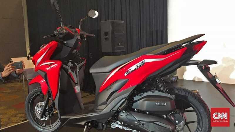 Vario 125 dan 150cc Baru Diluncurkan, Punya Wajah Sama
