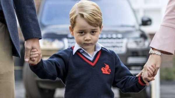 Pangeran George Punya Nama Panggilan Sayang dari Teman Sekolah Gemas Deh
