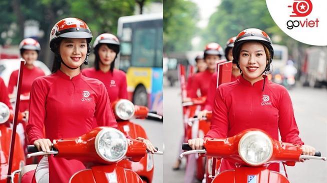 Lewat Go-Viet, Go-Jek Resmi Beroperasi di Dua Kota di Vietnam