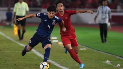 Impian Indonesia ke Piala Dunia pun Kandas