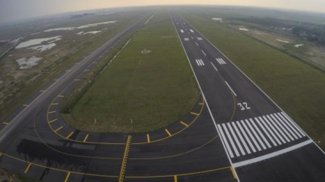 Wow, Inilah Megahnya Wajah Bandara Terbesar Kedua di Indonesia
