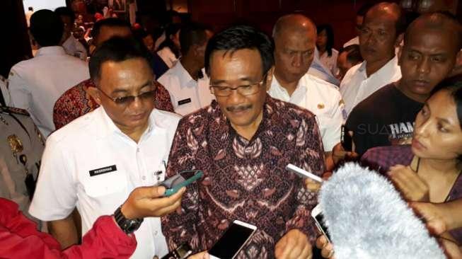 Hari Ini Djarot Resmi Jadi Gubernur Baru Jakarta