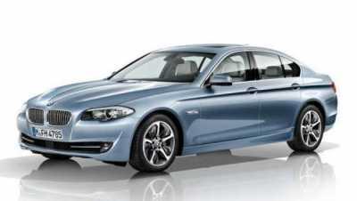 BMW Seri 5 Meluncur di India, Kaya Teknologi Baru
