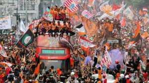 CEO Persija Nilai Jakmania Layak Dapat Predikat Suporter Terbaik