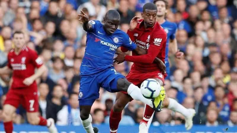 Chelsea vs Liverpool, Cek 8 Fakta Pentingnya