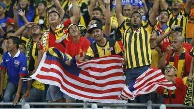 Hina Singapura, Suporter Timnas Malaysia Diminta Jaga Mulut