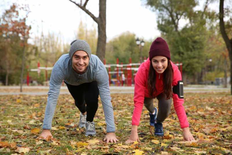 Latihan Dengan Pasangan