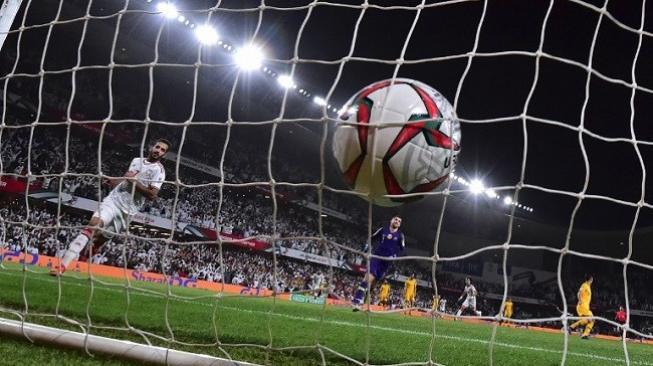 UEA Singkirkan Juara Bertahan dari Piala Asia
