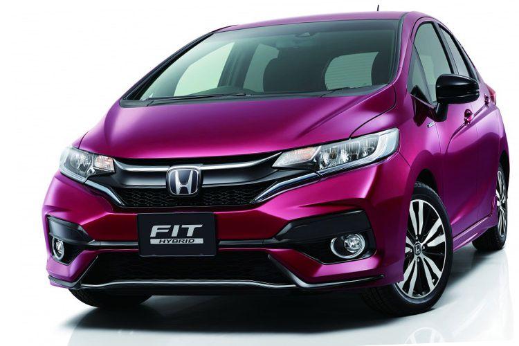 Honda Jazz Facelift Meluncur Awal Pekan Depan